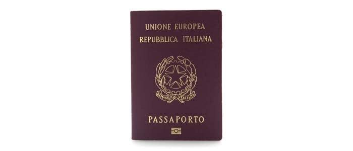 documenti: passaporto